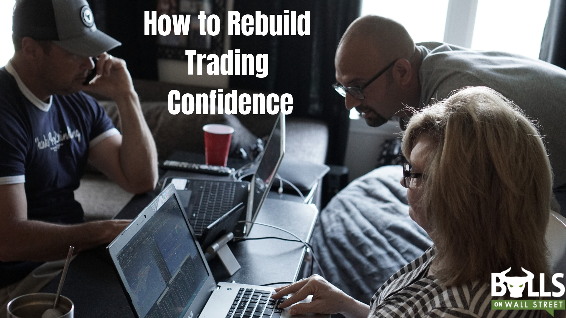 trading confidence