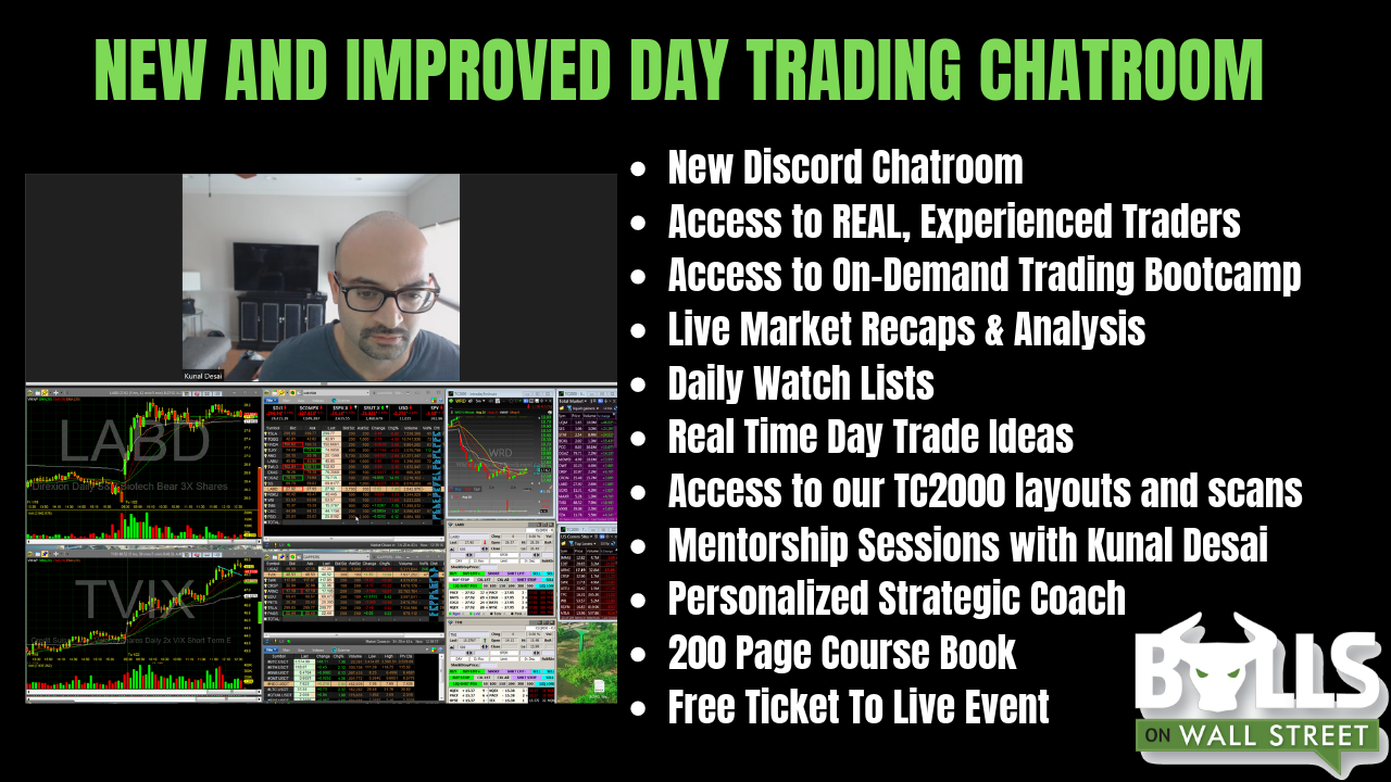 New and Improved Day Trading Chatroom: Everything You Need to Know
