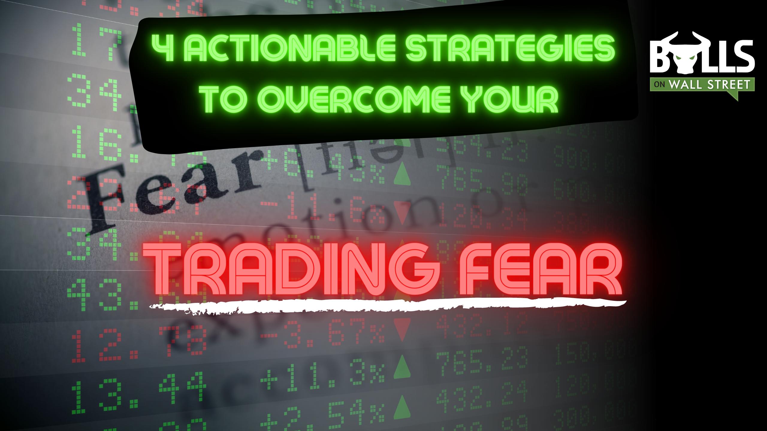 trading fear